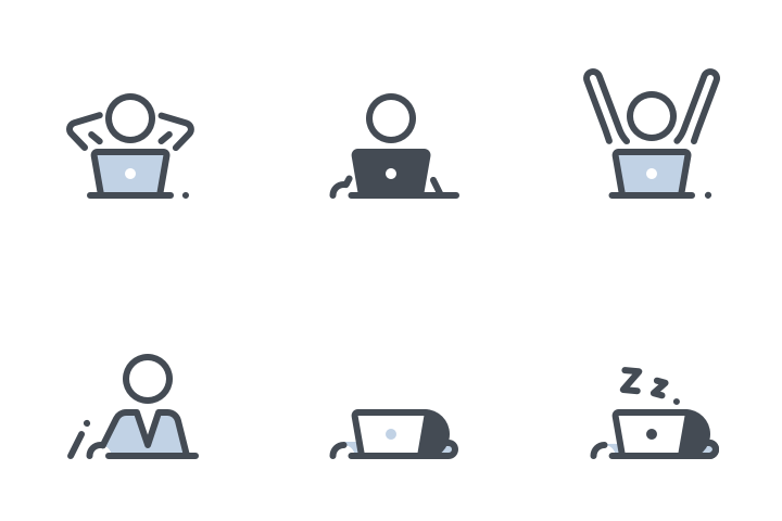 Office - Workplace Icon Pack
