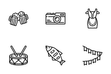 Oktoberfest Icon Pack