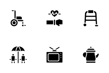 Old Age Icon Pack