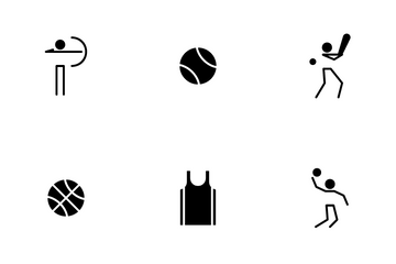 Olympic And Sport Icon Pack