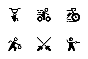 Olympic Games Icon Pack
