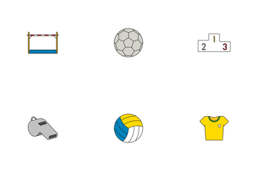 Olympic Sports Icon Pack