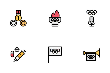Olympic Tokyo Icon Pack