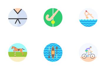 Olympics Icon Pack