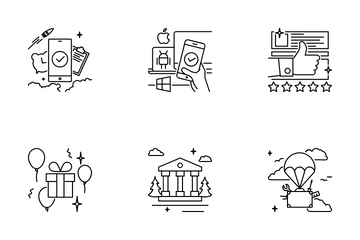 Onboarding Icon Pack