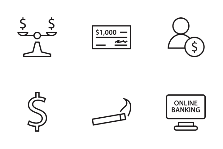 Download Online Banking Icon pack - Available in SVG, PNG, EPS, AI & Icon  fonts