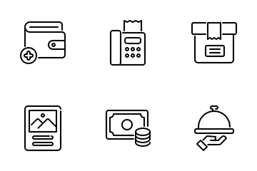 Online Business Icon Pack