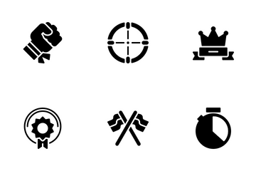 Online Gaming Icon Pack