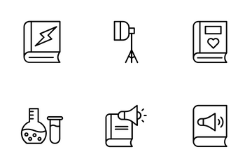 Online Learning 3 Icon Pack