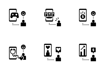 Online Lifestyle Icon Pack