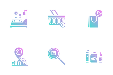 Online Sell Icon Pack