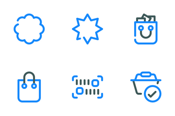 Online Shopping Icon Pack