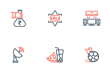 Online Store Icon Pack