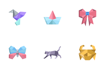 Origami Icon Pack