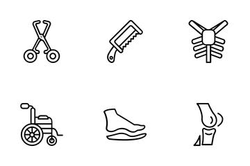 Orthopedic Icon Pack