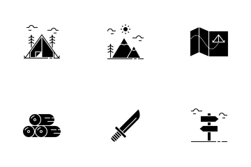 Outdoor Icon Pack