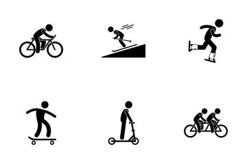 Outdoor Activities Icon Pack