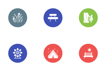 Outdoor Fun Icon Pack