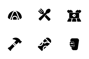 OUTDOOR KIT Icon Pack