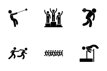 Outdoor Sport Icon Pack