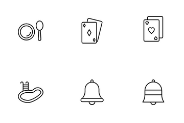 Outdoors Recreation  Vol 3 Icon Pack