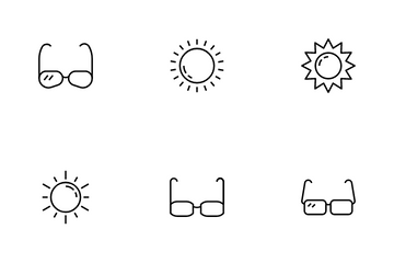 Outdoors Recreation  Vol 4 Icon Pack