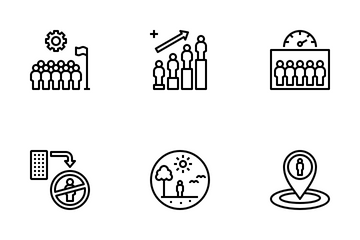Overpopulation Icon Pack
