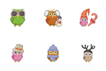 Owl Icon Pack