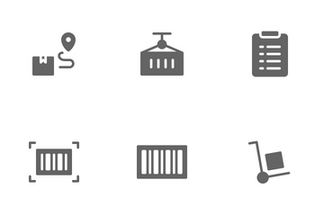 Package And Delivery Icon Pack