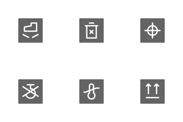 Packaging Symbols Icon Pack