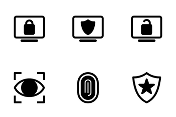 Padlock Secure Icon Pack