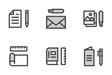 Paperwork Icon Pack