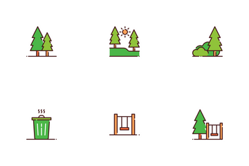 Park Icon Pack