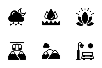 Park & Nature Icon Pack