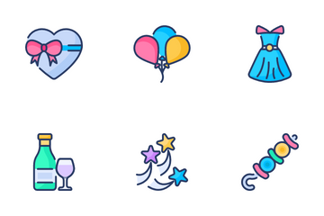Party Icon Pack