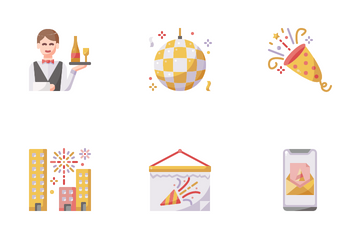 Party And Cebbertion Icon Pack