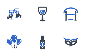 Party And Celebration Icon Pack
