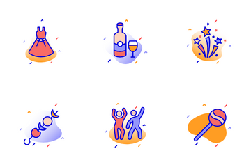 Party & Celebration Icon Pack
