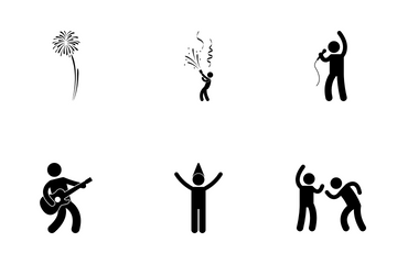 Party Celebration Icon Pack