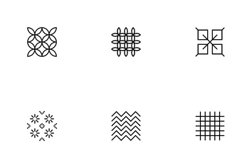 Patterns Icon Pack