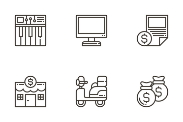 Pawn Shop Icon Pack