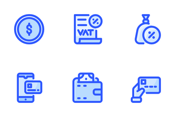 Payment And Finance Icon Pack