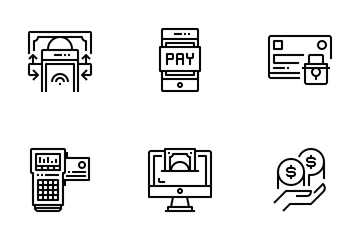 Payment Method  Icon Pack