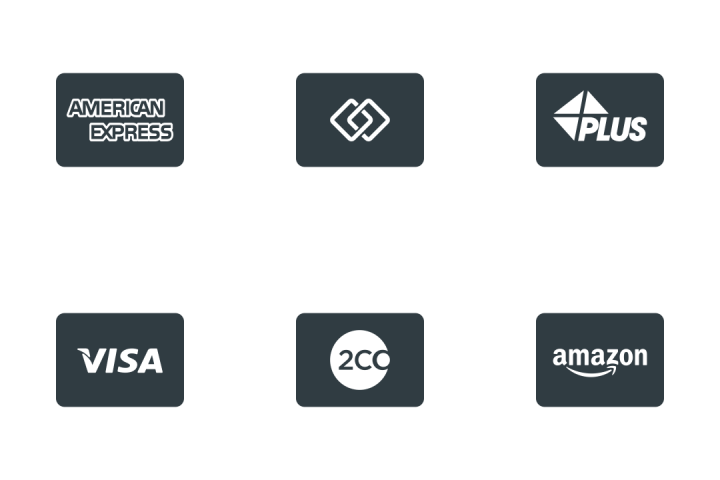 Payment Methods  Icon Pack