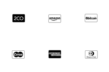 Payment Methods Vol 1 Icon Pack