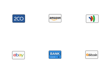 Payment Methods Vol 2 Icon Pack