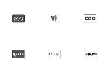 Payment Methods Vol 3 Icon Pack