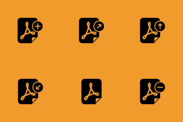 PDF Icon Pack