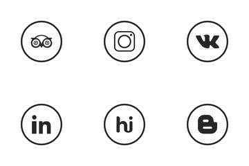 Peelicons Glyph Icon Pack