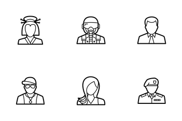 People-3 Icon Pack